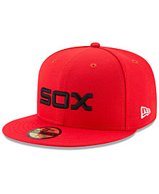 New Era Boys' Chicago White Sox Players Weekend 59FIFTY Fitted Cap