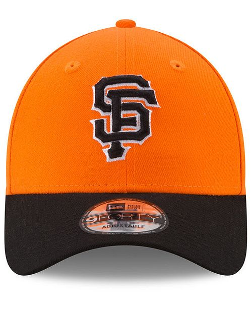 low priced e08d3 749d0 New Era San Francisco Giants Players Weekend 9FORTY Cap ...