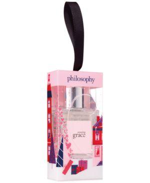 philosophy Amazing Grace Eau de Toilette Ornament, 0.5-oz. 5164848