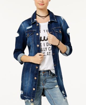 Jean Jackets For Juniors: Shop Jean Jackets For Juniors - Macy's