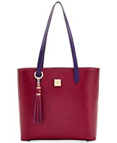 Dooney   Bourke Hadley Coated Leather Tote 054c774487d39