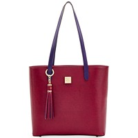 Deals on Dooney & Bourke Hadley Coated Leather Tote