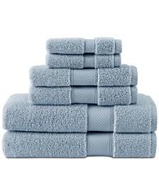 "CLOSEOUT! Charisma Classic II 16"" x 28"" Cotton Hand Towel"
