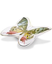 Butterfly Garden Soap Dish