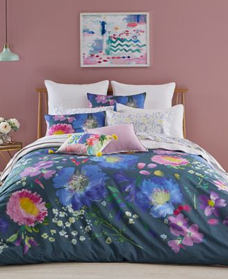 Kippen Cotton 2-Pc. Twin/Twin XL Duvet Cover Set