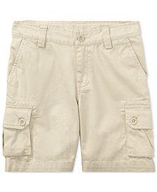 Ralph Lauren Gellar Cargo Shorts, Little Boys