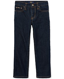 Little Boys Hampton Straight Stretch Jeans