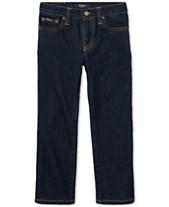 Polo Ralph Lauren Little Boys Hampton Straight Stretch Jeans da5c02269f82f