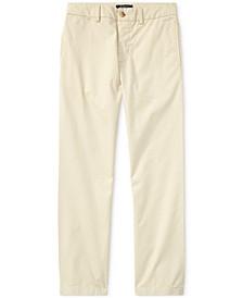 Big Boys Slim Fit Cotton Chino Pants