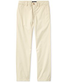 Polo Ralph Lauren Big Boys Slim Fit Cotton Chino Pants