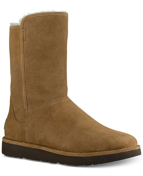 bb764dc766bd UGG® Women s Abree Short II Winter Boots   Reviews - Boots - Shoes ...