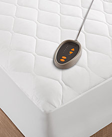 Beautyrest Quilted Heated Mattress Pads