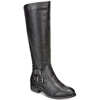 Deals on Style & Co Womens Milah Tall Boots