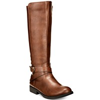 Deals on Style & Co Madixe Riding Boots