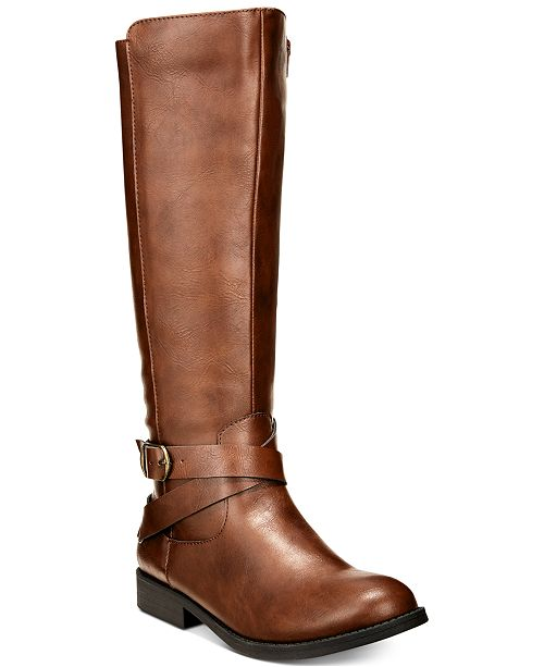 bb7ee452c7b ... Style   Co Madixe Riding Boots