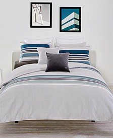 Lacoste Home Valmorel Cotton 2-Pc. Twin/Twin XL Duvet Cover Set