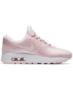 Nike Girls' Air Max Zero Se Running Sneakers from Finish Line thumbnail