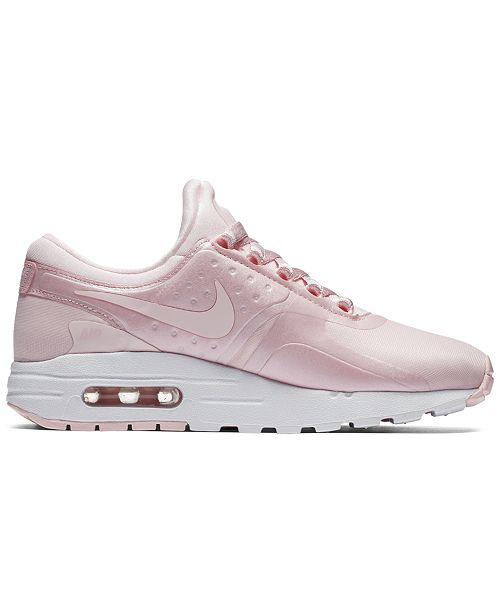 1f903314c6 Nike Big Girls' Air Max Zero SE Running Sneakers from Finish Line ...