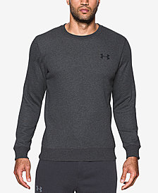 Under Armour Men's Rival Crew Neck Sweatshirt