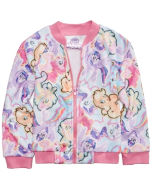 My Little Pony Bomber Jacket Little Girls (46X)