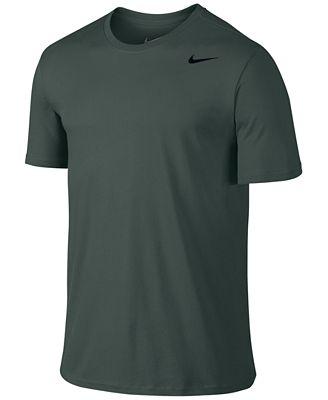 nike mens drifit cotton tshirt tshirts men macys