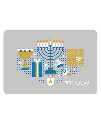 Happy Hanukkah E-Gift Card