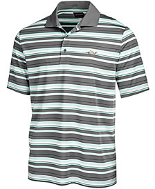 Greg Norman For Tasso Elba Men's Striped Polo, Created for Macy's