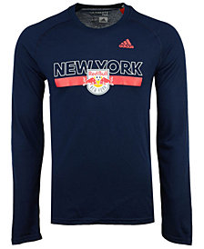 adidas Men's New York Red Bulls 1949 Long Sleeve T-Shirt