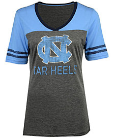 Colosseum Women's North Carolina Tar Heels McTwist T-Shirt