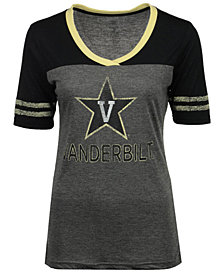 Colosseum Women's Vanderbilt Commodores McTwist T-Shirt