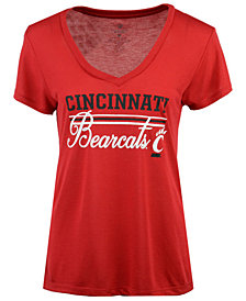 Colosseum Women's Cincinnati Bearcats PowerPlay T-Shirt