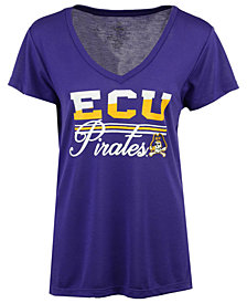Colosseum Women's East Carolina Pirates PowerPlay T-Shirt