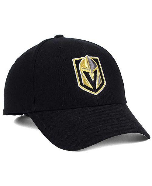 ef722724f7912 47 Brand Vegas Golden Knights Curved MVP Cap   Reviews - Sports Fan ...