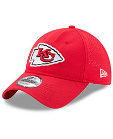 New Era Kansas City Chiefs Training 9TWENTY Cap