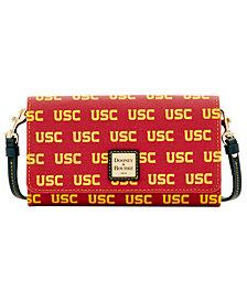 Dooney & Bourke USC Trojans Daphne Crossbody Wallet