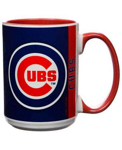 Chicago Cubs 15oz Super Fan Inner Color Mug