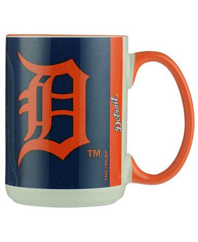 Detroit Tigers 15oz Super Fan Inner Color Mug