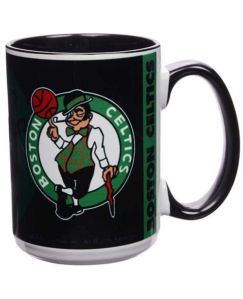 Memory Company Boston Celtics 15oz Super Fan Inner Color Mug