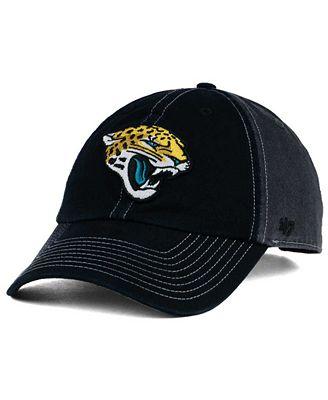 '47 Brand Jacksonville Jaguars Transistor CLEAN UP Cap