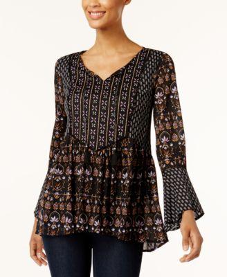 Bow Amp Drape Carbdashian Sequined Graphic Sweatshirt
