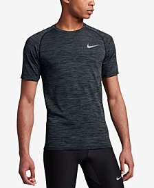 Nike Men's Dri-FIT Seamless Running T-Shirt