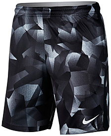Nike Men's Dry Squad Printed Soccer Shorts