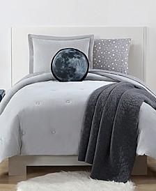 My World Reversible Velvet Plush Twin XL Comforter