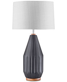 Nova Lighting Grooves Table Lamp
