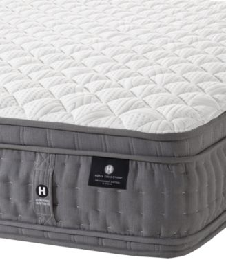 """by Aireloom 13"""" Vitagenic Hand Made Extra Firm Euro Top Mattress, Created for Macy's- Twin"""