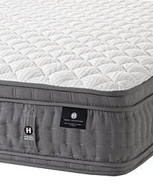 "Hotel Collection by Aireloom 13"" Vitagenic Hand Made Extra Firm Euro Top Mattress, Created for Macy's - Queen"