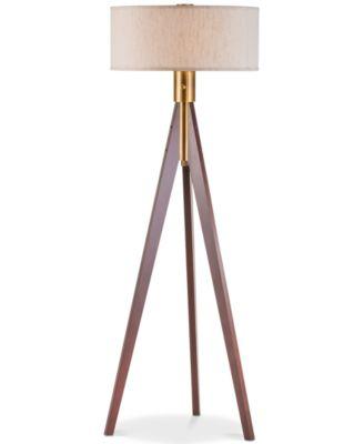 Nova Lighting Tripod Floor L& - Lighting u0026 L&s - For The Home - Macyu0027s  sc 1 st  Macyu0027s & Nova Lighting Tripod Floor Lamp - Lighting u0026 Lamps - For The Home ... azcodes.com