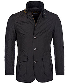 Barbour Men's Lutz Quilted Jacket, Created for Macy's