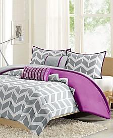 Intelligent Design Nadia 4-Pc. Twin/Twin XL Comforter Set