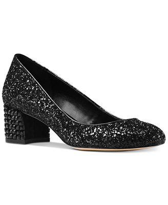 MICHAEL Michael Kors Arabella Kitten Heel Pumps - Pumps - Shoes ...